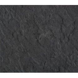 Dalles autoadhésives salte anthracite MadeInNature