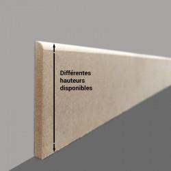 Store enrouleur 100% tamisant Blanc de 120 à 147 cm de large et 180cm de hauteur.