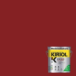 Housse de coussin 40x40 cm, 4 Coquelicots fond rouge orangé finition de qualité