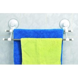 Porte serviette 2 barres et...